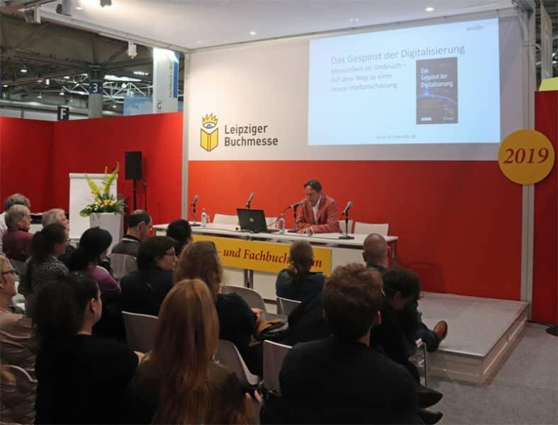 Auf der Buchmesse Leipzig und zwei Rezensionen